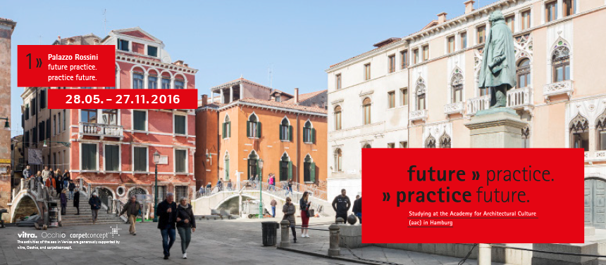 15th International Architecture Biennale 2016 in Venice
